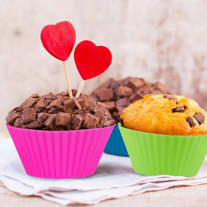 I vantaggi degli stampi in silicone per dolci