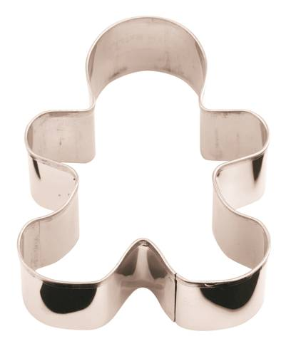 Stainless steel cookie cutters