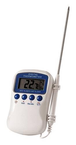 Termometro digitale con sonda multifunzione