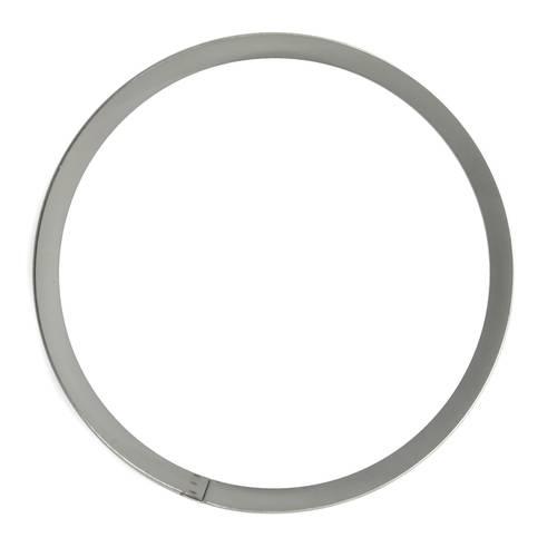 Stainless steel cake rings