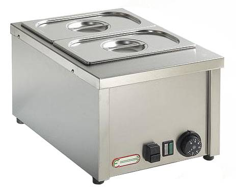 Electric bain marie GN 1/2