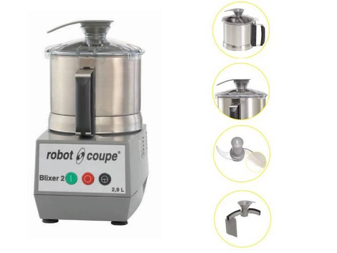 Blixer® 2 ROBOT COUPE