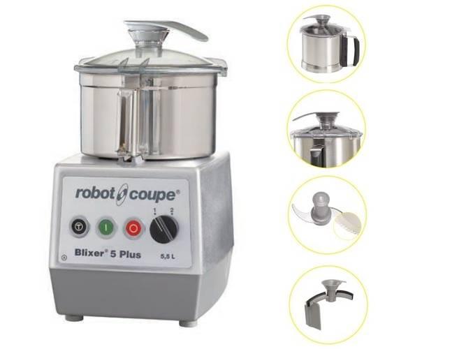 Blixer® 5 PLUS ROBOT COUPE trifase
