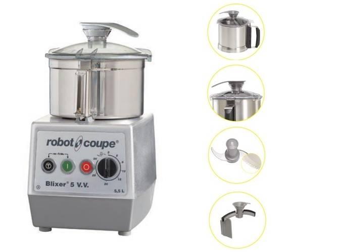 Blixer® 5 V.V. ROBOT COUPE