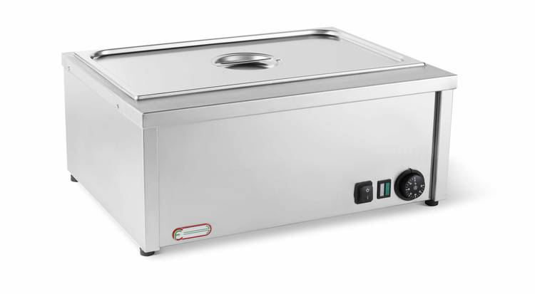 Electric bain marie GN 1/1