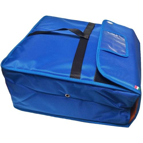 Delivery bag for pizza boxes