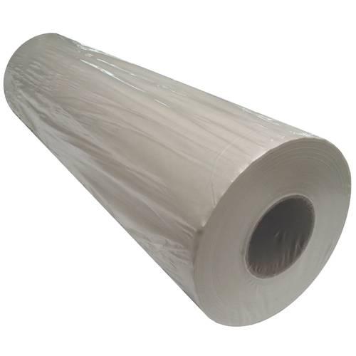 Doppelseitiges silikonisiertes Papier auf einer Rolle