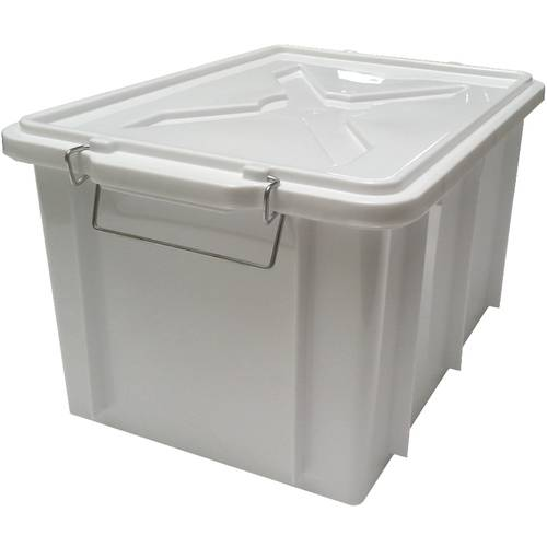 Food containers with lid cm 35x25x20(h.)
