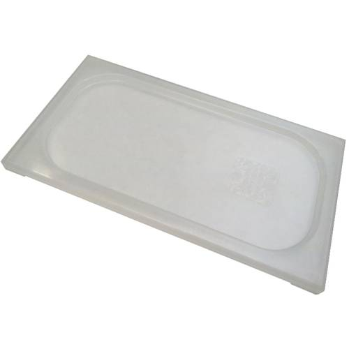 Lid for plastic gastronorm pans