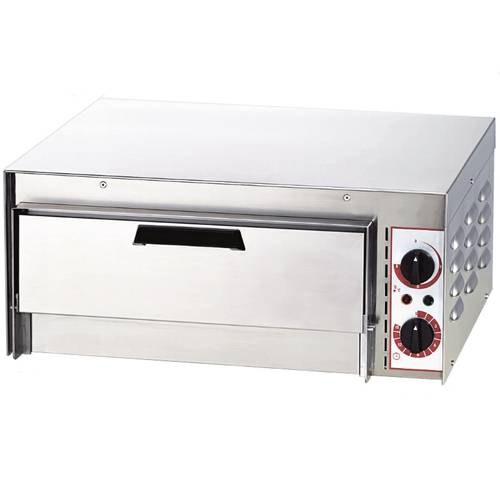 Electric pizza oven 41x36 cm chamber