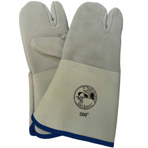 Oven gloves 3 fingers