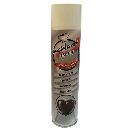 Lucidante spray alimentare 400 ml.