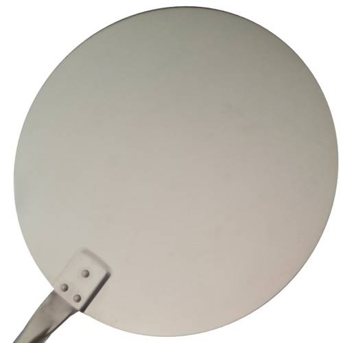 Stainless steel small round pizza peel Lilly