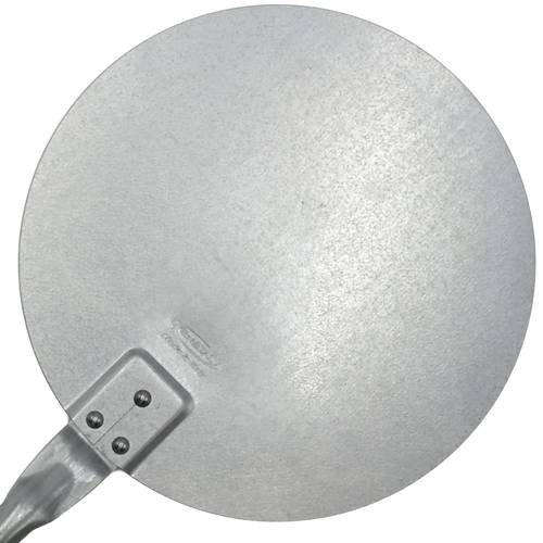 Household stainless steel small round pizza peel Amica Line Gi-Metal