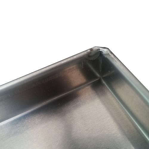 Backblech aus Aluminium 60x40 cm