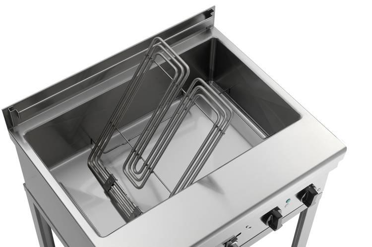 Counter-top fryers GIORIK