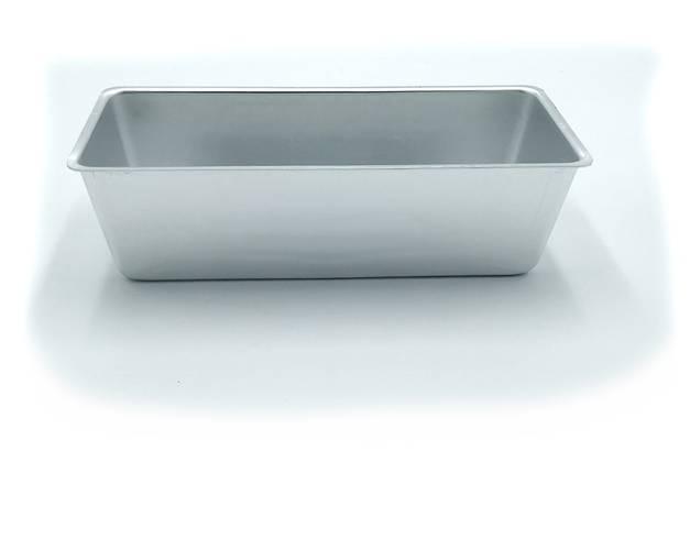 Aluminum loaf tin