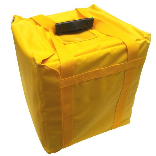 Delivery bag for 10 pizza boxes cm ø33.