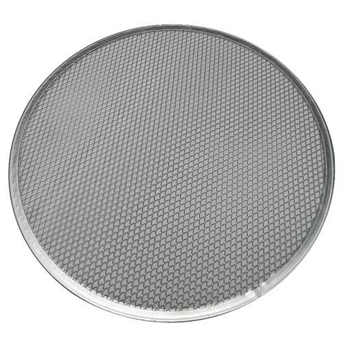 Netz aus Aluminium für großmaschige Pizza