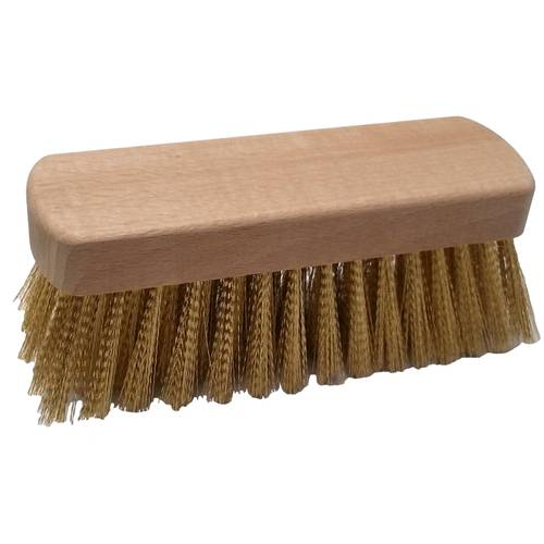Spare part for oven brass brush cm 16x5