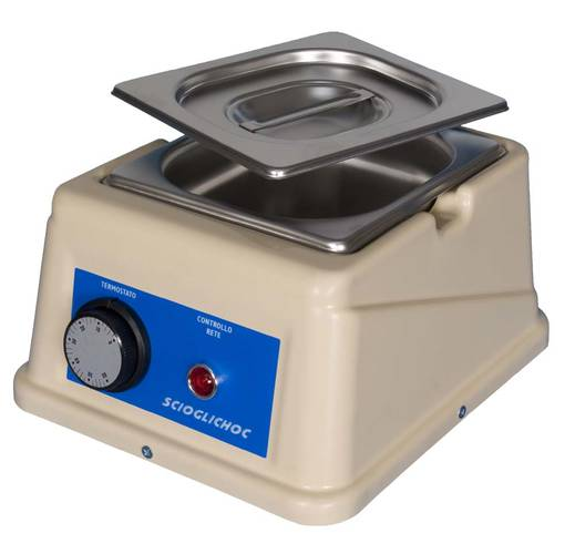 Professional chocolate melter 1,5 liters