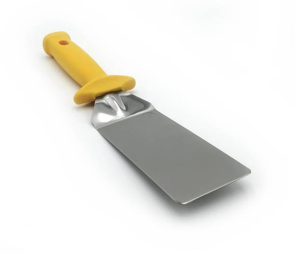Stainless steel pizza spatula