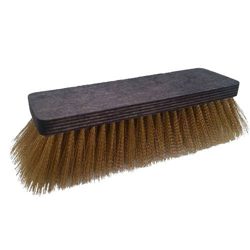 Ricambio spazzolone in ottone cm. 22x7 Lilly