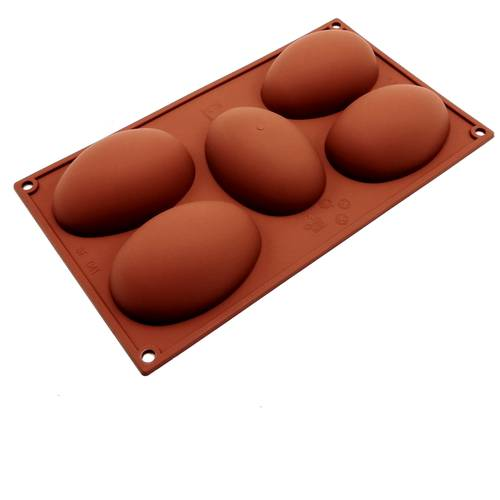 Silicone moulds for Ester egg-shaped cakes