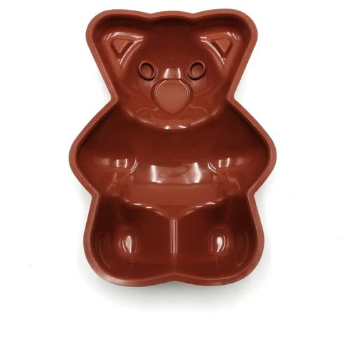 Bear silicone mould