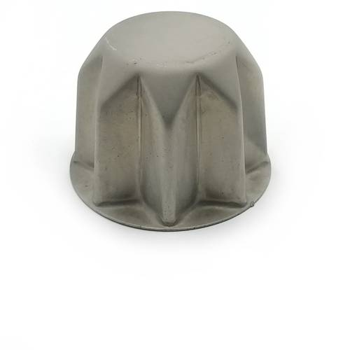 Aluminum Pandoro tin 100 grams Teflon-coated