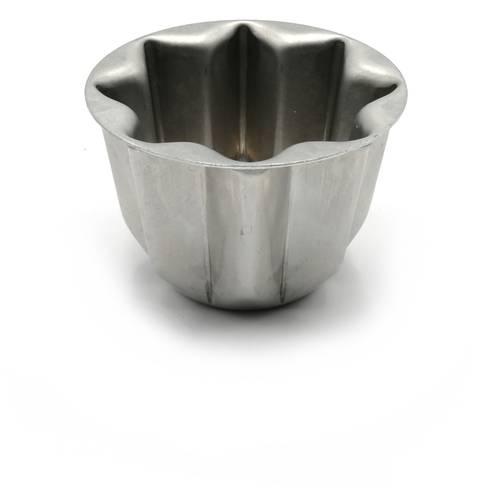 Pandoro Form aus Aluminium 100 Gramm
