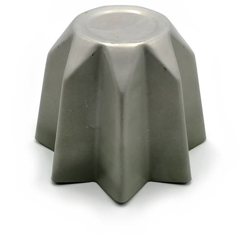 Aluminum Pandoro tin Teflon-coated