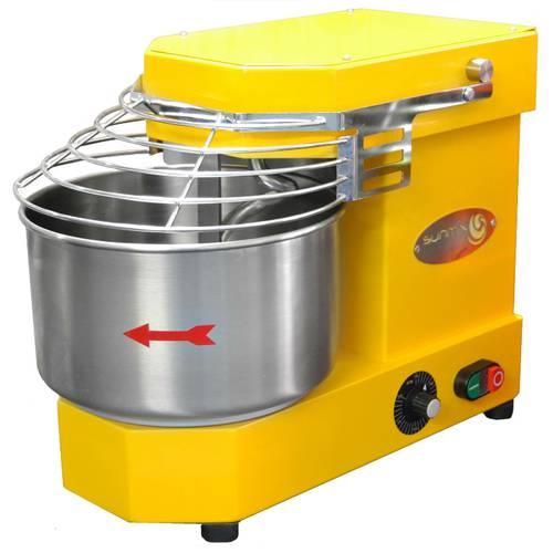 Spiral dough mixer 6 Kg Sun 6 by Sunmix