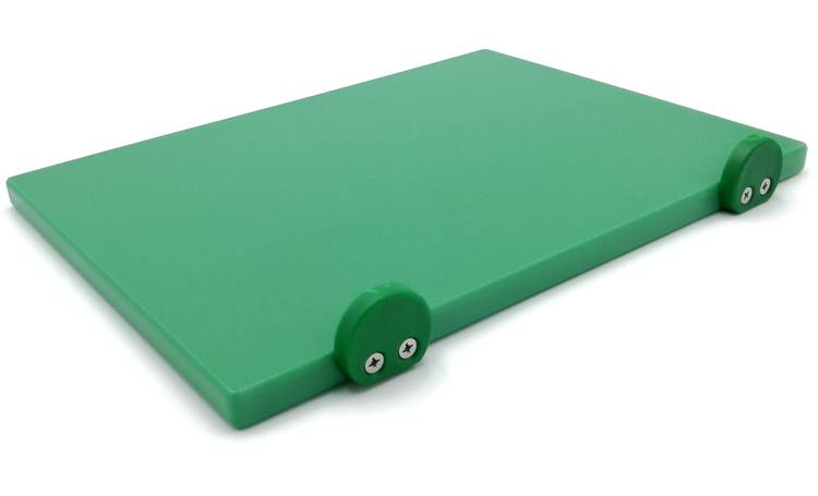 Coloured polyethylene cutting board with stoppers 30x40 cm