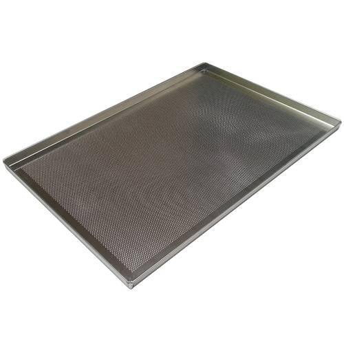 Perforiertes Backblech aus Aluminium 60x50 cm