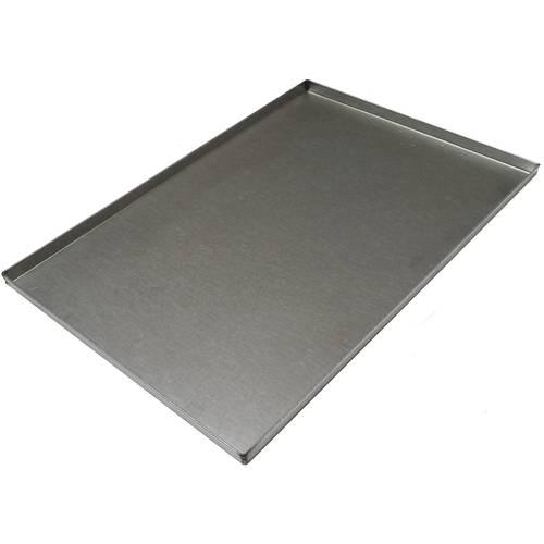 Teglia da forno in lamiera alluminata cm 60x40