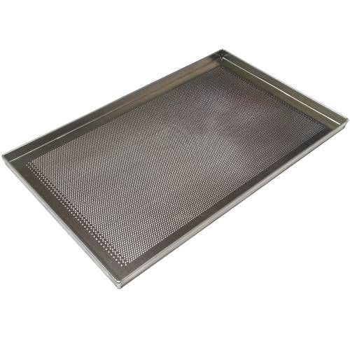 Gastronorm tray in perforated aluminium GN 1/1