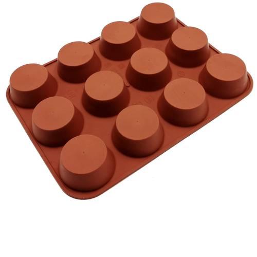 Silicone muffin tray