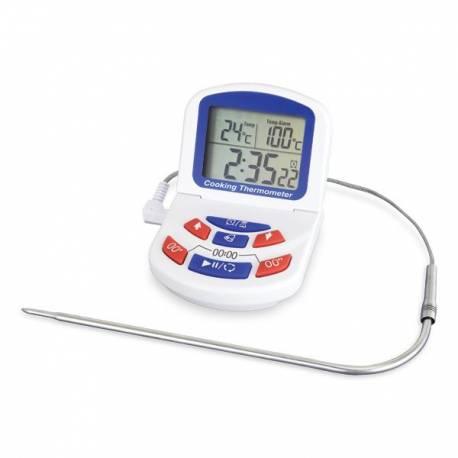 Termometro digitale da forno professionale Digital Timer