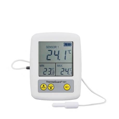 Termometro Digitale Da Frigo Professionale Thermaguard Erre4m Termometro digitale per cioccolato e per qualsiasi preparazione di cui dovete stabilirne la temperatura. termometro digitale da frigo professionale thermaguard