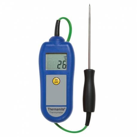 Termometro digitale con sonda Thermamite