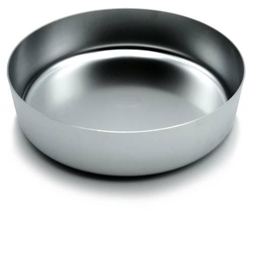 Tortiera cilindrica in alluminio