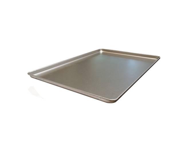 Blechbackblech mit aluminiertem Blech 60x40 cm
