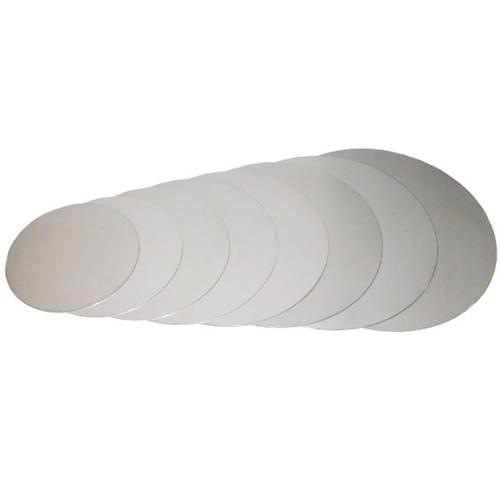 Aluminium cake board disc